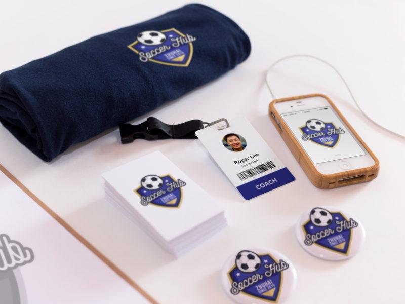 Team branding
