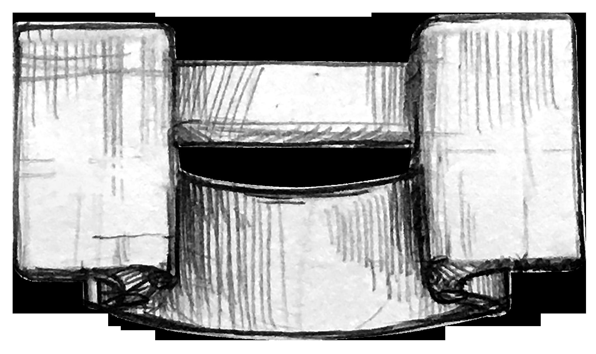 custom foldable headphone stand